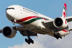 S2-AFO Biman Bangladesh Boeing 777-300(ER) by Darryl Morrell - AirTeamImages, via Flickr