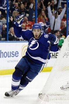 Cedric Paquette, Tampa Bay Lightning