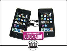 Gemelos Iphone IV  ✿ Joyas para niños - Regalos ✿ ▬► Ver oferta: https://comprar.io/goto/B00VURLQPK