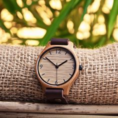 Amy de Castro is the talented Cape Town-based entrepreneur behind Bamboo Revolution - one of the first wristwatch companies to develop a watch face made from bamboo, with a genuine leather strap. Their unique bamboo wristwatches are neutral, unisex, as well as sustainable. Visit their website http://www.bamboorevolutionsa.com