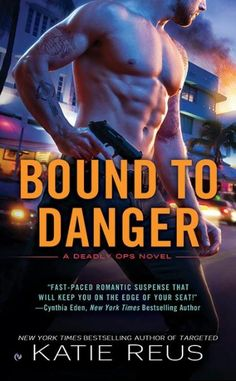 Bound to Danger  by Katie Reus: http://www.thereadingcafe.com/bound-to-danger-deadly-ops-2-by-katie-reus-review-and-giveaway/