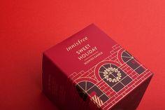 Innisfree Christmas Edition on Behance