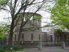 Round Building in Princeton NJ