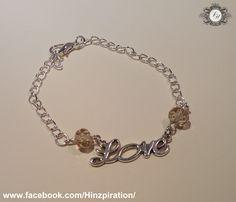Armband für Valentinstag oder Muttertag.