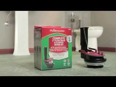 Fixing Your 3 Inch Toilet Over The Weekend Watch Our Installation Video With Instructions On How To Replace Your F Flush Valves Diy Toilet Repair Toilet Repair