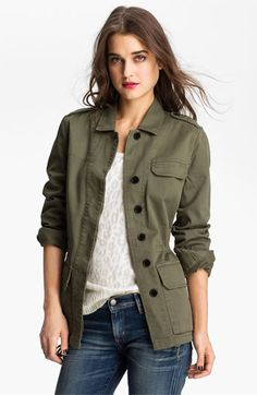 Hinge® Army Jacket