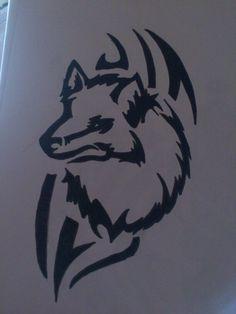 Otro lobo..