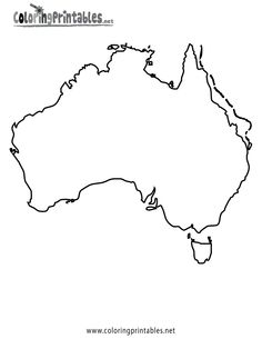 100 free continents coloring pages color in this picture of an australia and others with our library of online coloring pages save them send th - Australia Coloring Pages Kids
