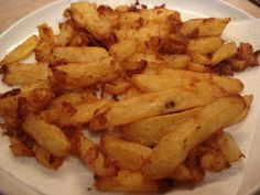 heston blumenthal's triple cooked chips - BigSpud