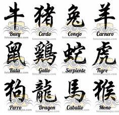 letra s en chino - Buscar con Google