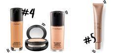 Favoritos das leitoras: as melhores bases para a pele oleosa