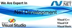 We are expert in .Net Development to know more about us check out the image