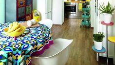 Proměna: Z neútulné kuchyně barevné království