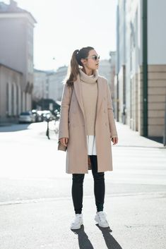OUTFIT: 50 shades of nude | www.yourockmylife.com