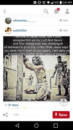 Is this chain mail? It's not that I don't like Jesus it's that I dint like chain mail