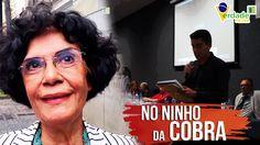 Estudante enfrenta Marilena Chauí no ninho da COBRA