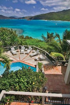 View St. John Virgin Islands Shoal Bay East Wimco Villas #Caribbean #Travel #Paradise
