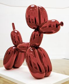 Jeff Koons at Foundation Beyeler I WANT ONE