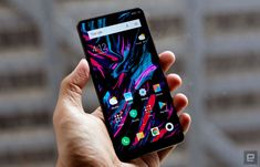 Xiaomi's Mi Mix 2S is a more powerful take on an already beautiful phone