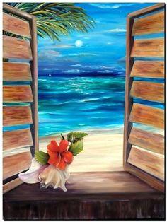 Canvas Paintings Ideas Easy Acrylic Canvas Painting Ideas For ...