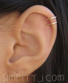 Bague d'oreille dans Boucles d'oreilles - Etsy Bijoux