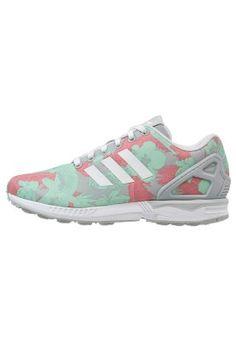the best attitude fbb58 12a33 adidas Originals ZX FLUX - Sneaker - clear onix white vista pink -  Zalando.de