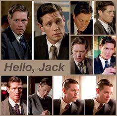 Hello, Jack