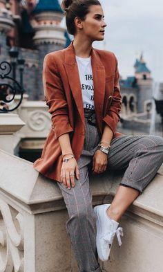 74dd125e4 260 melhores imagens de Office Look em 2019   Fall fashion, Urban ...
