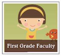 Have you heard? We have a brand new Facebook Page just for First Grade teachers! Visit First Grade Faculty on Facebook and like it now! Passing along to other 1st grade teachers equals bonus points too. :)
