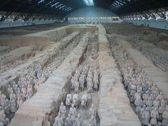 Armée de terre cuite - Terracotta - LINTHONG - Chine