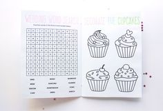 Free Printable: Wedding Activity Book for kids