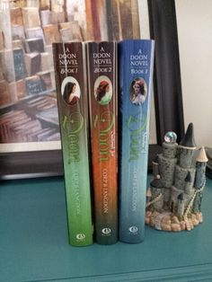 Doon series books 1-3!