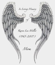 angel wing halo tattoos - Google Search