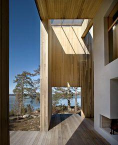 Villa O in Finland - A-Piste arkkitehdit