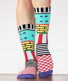 Lazy Oaf Jazzy Socks