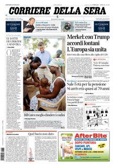 Corriere della Sera // 06/07/2017 //
