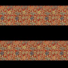 Available starting 3/19/2017 China Brocade Stripe Black fabric by amyvail on Spoonflower - custom fabric