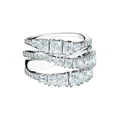 Funkelnes Schmuckstück der Marke Swarovski Swarovski Ring, Silver Rings, Wedding Rings, Engagement Rings, Fashion, Engagement Ring, Metal, Nice Asses, Enagement Rings