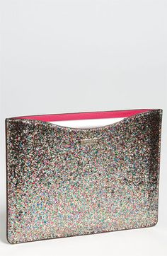 kate spade new york 'glitter' iPad 2 & 3 sleeve... now I just need an iPad to put in it