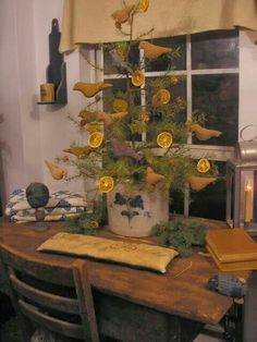 Great Prim tree for the kitchen