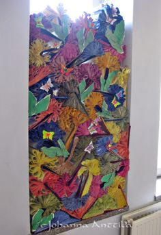 This we did at the school! School, Crafts, Painting, Art, Art Background, Manualidades, Painting Art, Kunst, Paintings