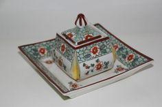Encrier-complet-porcelaine-Limoges-France-signe-BS