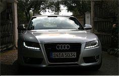 Topless Audi A5