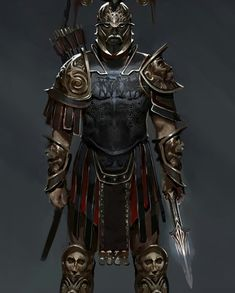 Fantasy Wizard, Fantasy Male, Fantasy Armor, High Fantasy, Character Concept, Character Art, Concept Art, Character Design, Illustration Example