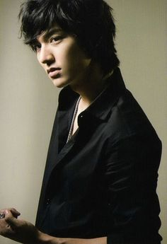 Lee Min Ho, again