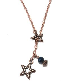 Ravenclaws Are Stars Lariat Necklace by MidnightHouseElves on Etsy, $20.00