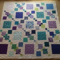 September UFO link up - The Crafty Quilter