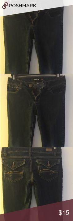 Jordache Flare Girls Jeans 10S Zipper &Button Jordache Flare Girls Blue Jeans 10S with Zipper and Button Jordache Bottoms Jeans
