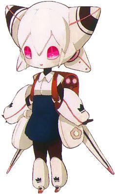 Magicaloid 44/マジカロイド44 Anime Manga, Anime Art, Magical Girl Raising Project, Maho, Kawaii Chibi, Art Base, Character Design Inspiration, Anime Style, Shoujo