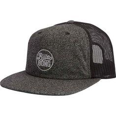 Billabong Men's Timberline Trucker Hat Black Heather